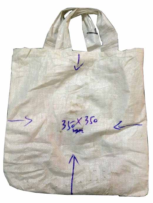 pp woven tote bags